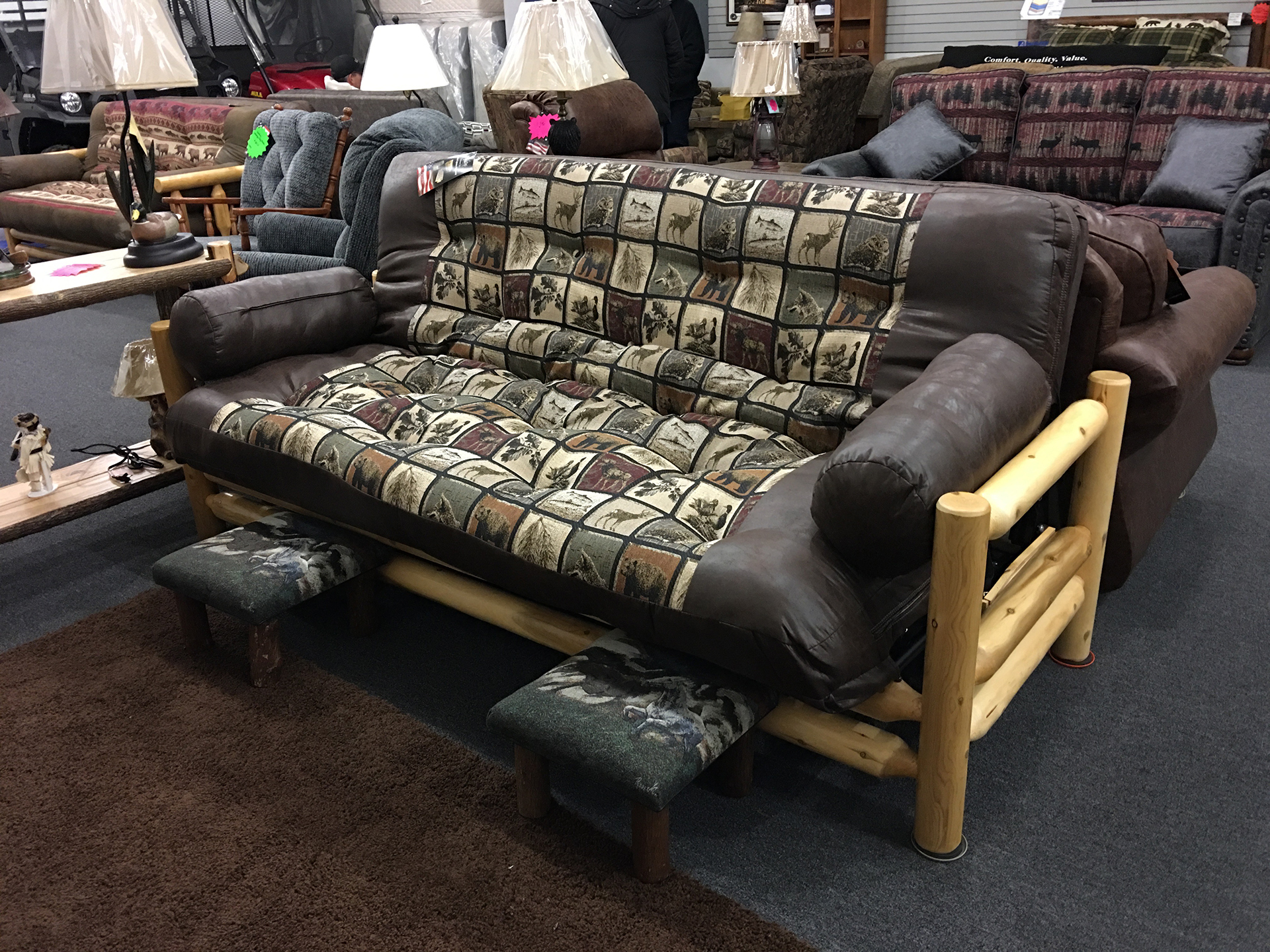holiday-furnishings-couch-footstools