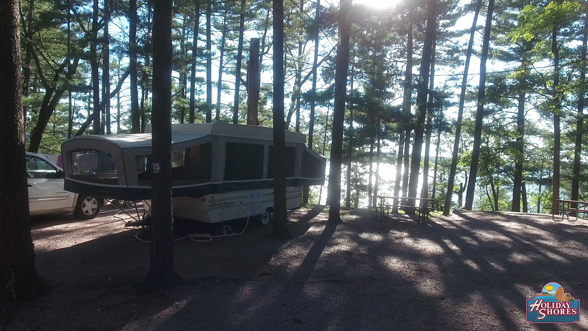 Holiday Shores River Campsite 3
