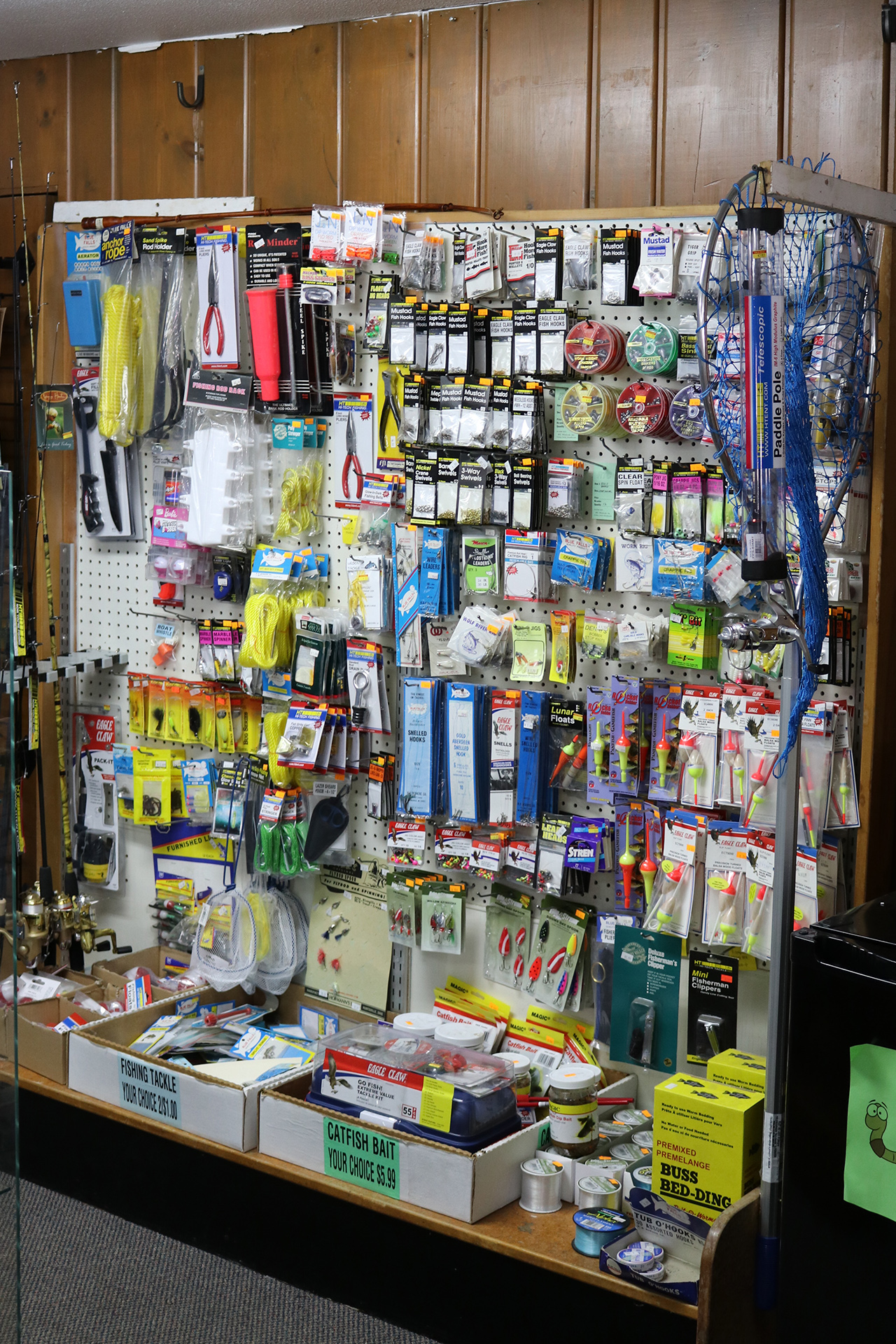 Holiday Shores WaterSports Store Fishing Gear