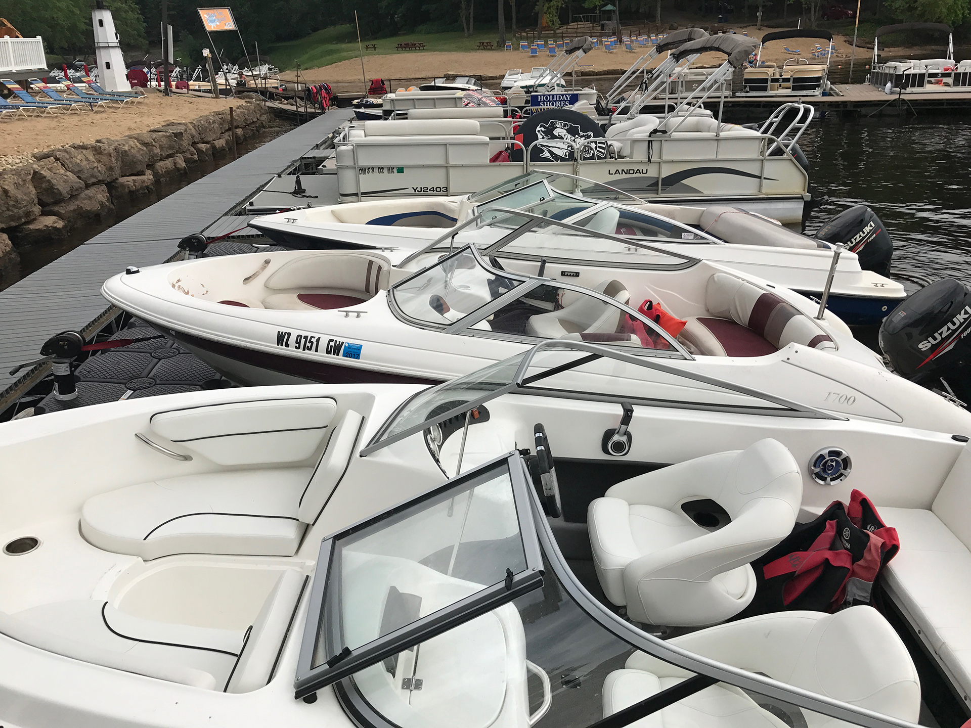 Holiday Shores Watersports Ski Boats