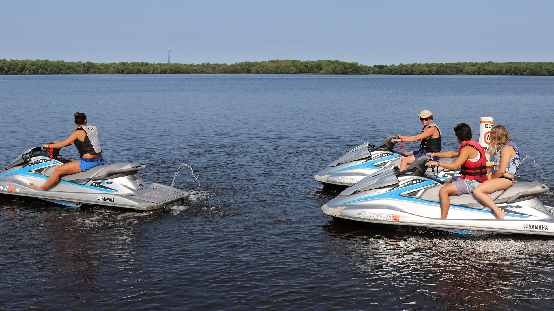 Holiday Shores WaveRunner Tour Peeps