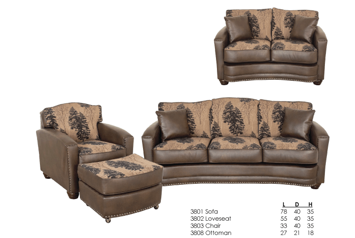 3801sofa-love-chair