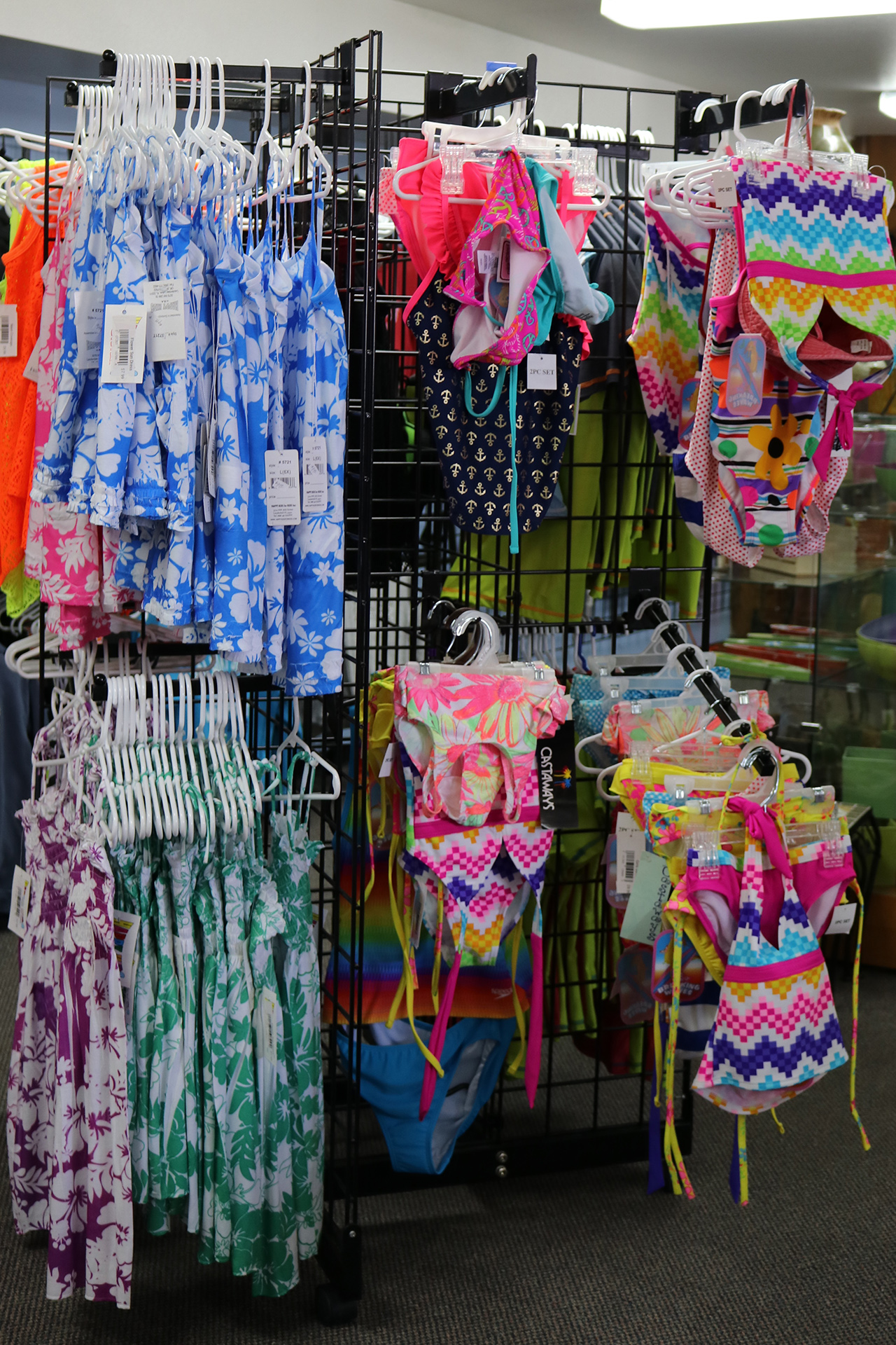 Holiday Shores WaterSports Store Kids Bathing Suits