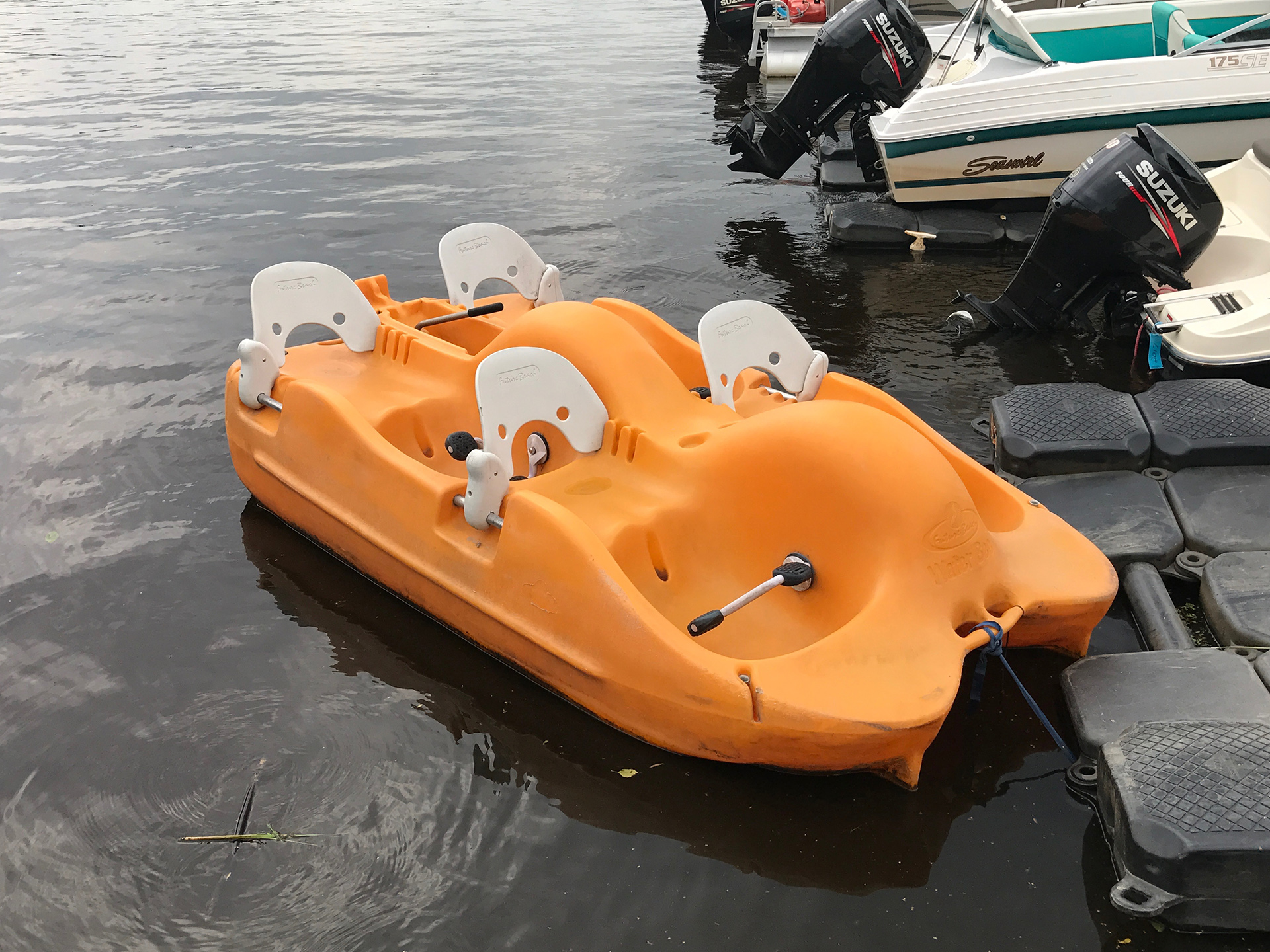 Holiday Shores Watersports Pedal Boat