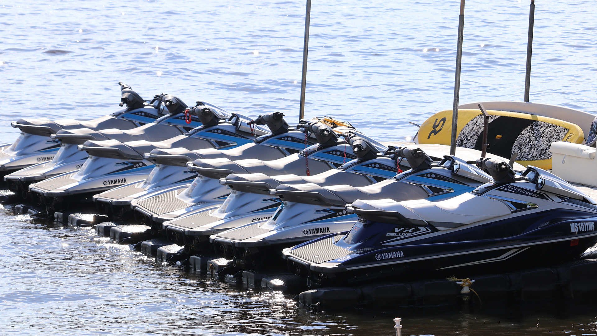 Holiday Shores Watersports WaveRunners