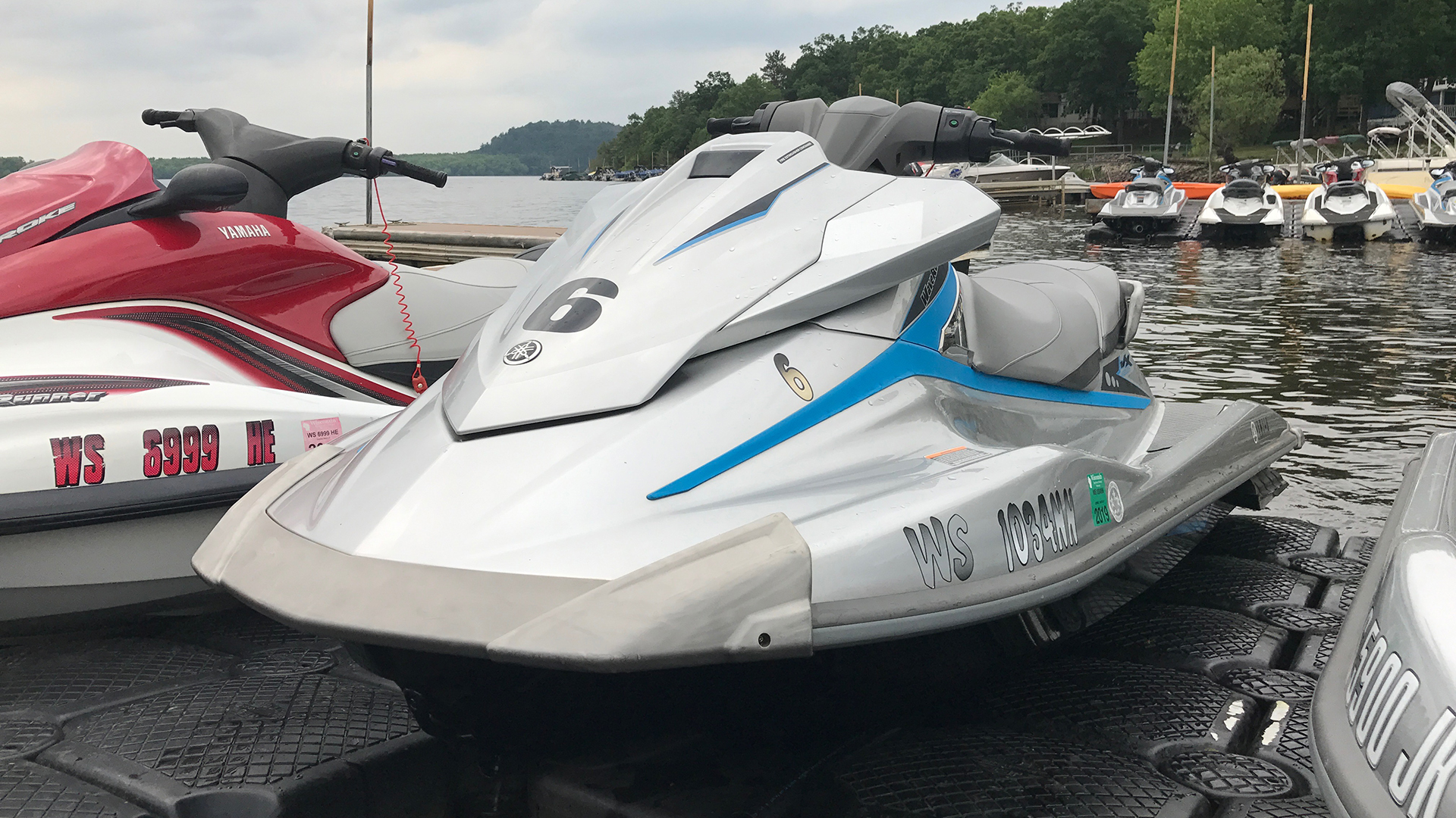 Holiday Shores WaveRunners