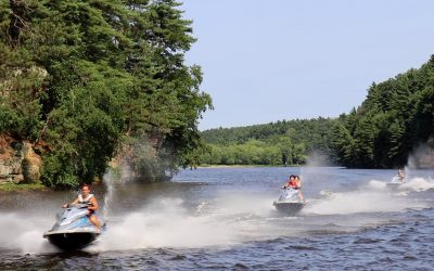 Guided WaveRunner Tours